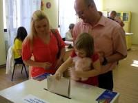 alegeri auroparlamentare, Colegiul 2 (152)