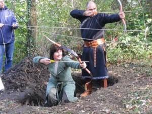 archery weekend