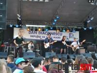 concert PPDD, Dan Diaconescu (76)