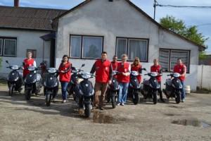mopede Caritas