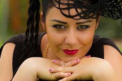 Alina Marchis, make-up (6)