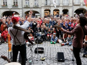 festivalul muzicii de strada