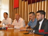 PSD amplasează 11 corturi în Satu Mare unde adună semnături pentru Victor Ponta