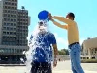 Adrian Stef-Ice Bucket Challenge