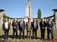 Consulul general al Rusiei în România, Andrey Viktorovich Lanchikov în vizită la Satu Mare