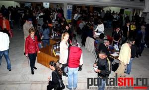 Peste 130 de persoane și-au găsit un loc de muncă la Bursă