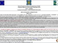 GAL Zona Sătmarului: Apel de prelungire a termenului de depunere proiecte pe măsura 421