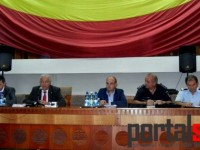 Primarii din județ instruiți pentru alegerile prezidențiale