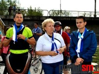mars ciclist si demonstratie cu caiacul (5)