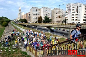 mars ciclist si demonstratie cu caiacul (9)