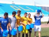olimpia satu mare ice bucket challenge 2