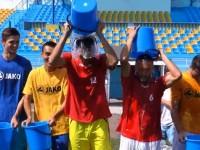 olimpia satu mare ice bucket challenge