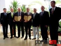 semnare contract infratire Satu Mare, Wolfenbuttel (14)