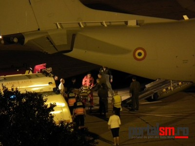 Explozie la ștrandul din Acâș. Trei persoane transportate cu avionul la București UPDATE