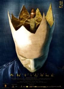 Antigone plakat