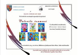 Invitatie_Culorile toamnei