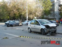 accident careiului satu mare (1)