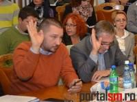 """Consilierii """"şomeri"""" Maskulik şi Butka i-au dat replica primarului"""