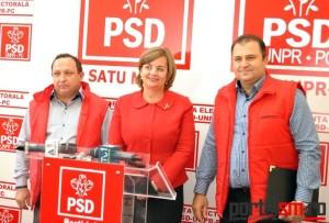 Primarii PSD se mândresc cu proiectele finanţate de Guvernul Ponta