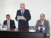 Ioan Oneț, noul director al Filialei de Îmbunătăţiri Funciare Satu Mare