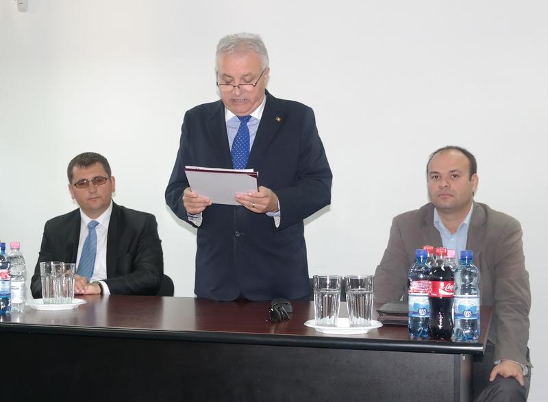 Ioan Onet, director FIF Satu Mare