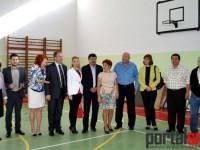 Colegiul Tehnic Elisa Zamfirescu are sală de sport modernă