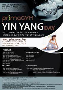 yin yang day primagym