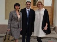 Andreea Paul, Petre Muresan, Ileana Blidar