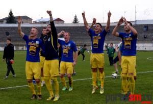 Olimpia Satu Mare, FC Caransebes (173)