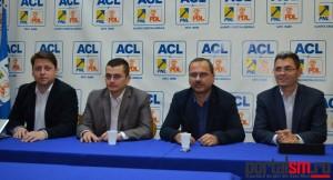 Romeo Nicoara, Stefan Ressler, Ioan Leitner, Petre Muresan (6)
