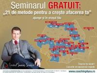 Speakerul Lorand Soares Szasz vine la Satu Mare pe 4 decembrie