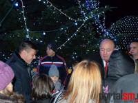 primarul Dorel Coica, Satu Mare iluminat (19)