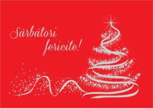 Conducerea Prefecturii vă urează Sărbători Fericite!