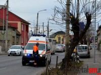 accident intersectia Burdea (11)