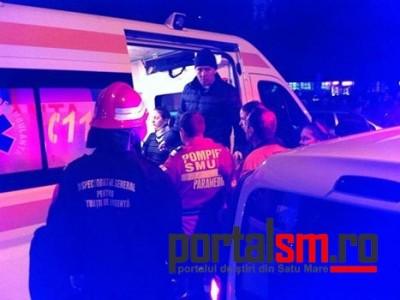 Update: Accident pe b-dul Lucian Blaga. Trei maşini implicate (FOTO)
