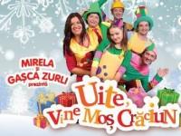 """Spectacolul Zurli """"Uite, vine Moș Crăciun"""" se transmite în direct la Nord-Vest TV, sâmbătă de la ora 17:00"""