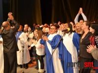 Excepțional concert Every Praise Gospel Singers la Satu Mare (FOTO& VIDEO)