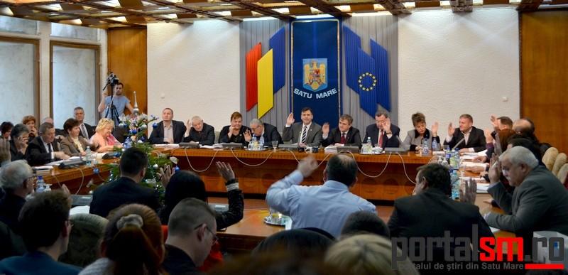 sedinta Consiliul Judetean (36)