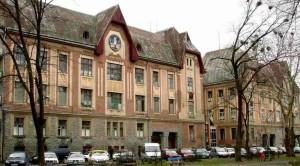 spitalul vechi satu mare