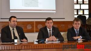 Mircea Govor, Adrian Stef, Liviu Marta