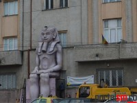 statui uriase, Muzeul Judetean (8)