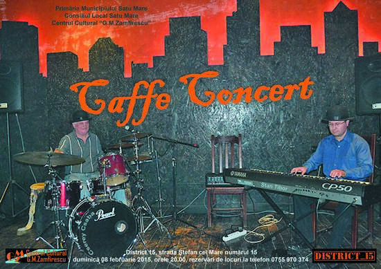 Caffe concert