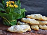 Prăjitură de post: Bărcuţe cu rahat