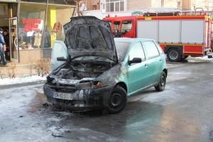 incendiu masina 2