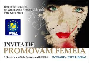 promovam femeia