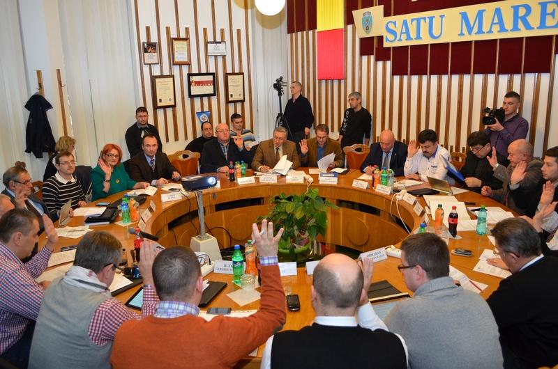 sedinta consiliul local satu mare (2)