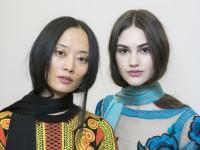 London Fashion Week: Tendinţe în coafuri pentru Toamnă/ Iarnă 2015