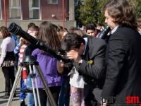 Eclipsa de Soare, Colegiul Mihai Eminescu (13)