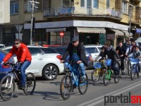 Mars pe biciclete, Colegiul Mihai Eminescu (15)