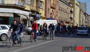 Mars pe biciclete, Colegiul Mihai Eminescu (19)